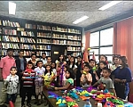 Origami Workshop for Children by B.P Koirala India-Nepal Foundation