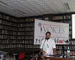 'Voices' Program with Indian Artist Riyas Komu